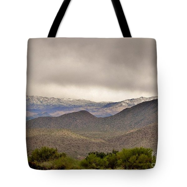 Here Comes The Sun Tote Bag by Marilyn Smith