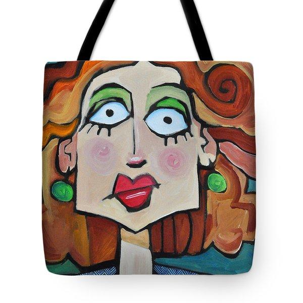 Herringbone Tote Bag by Tim Nyberg