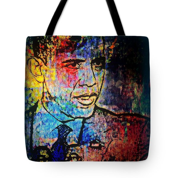 He's Still The One  Tote Bag by WBK
