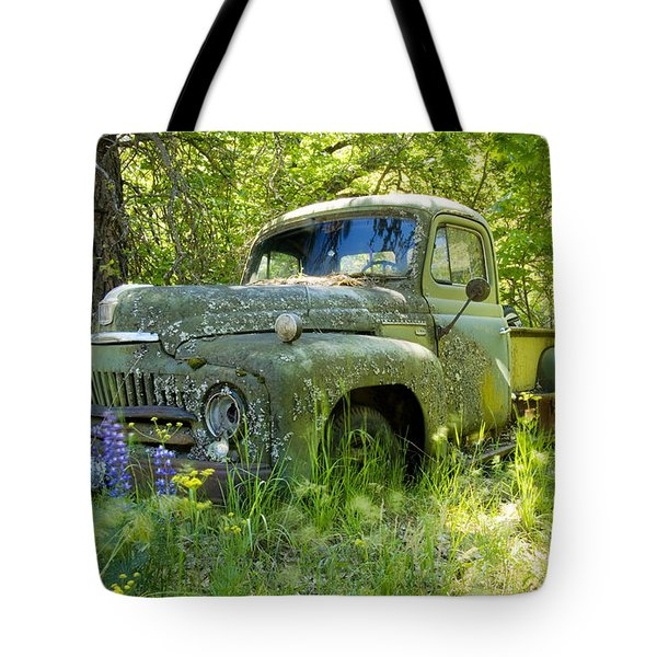 Hiding Tote Bag by Idaho Scenic Images Linda Lantzy