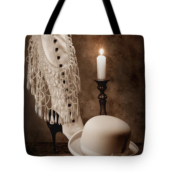 High Society Tote Bag by Tom Mc Nemar