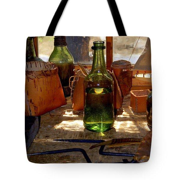 Historic Still Llife  Tote Bag by Marty Koch