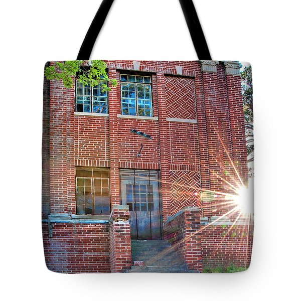 Historic Veteran's Hospital IIi Tote Bag by Tamyra Ayles