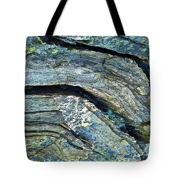 History Of Earth 7 Tote Bag by Heiko Koehrer-Wagner