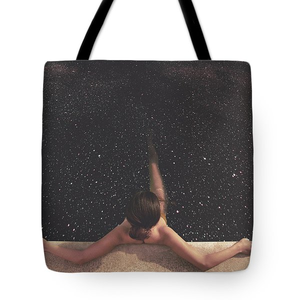 Holynight Tote Bag by Fran Rodriguez