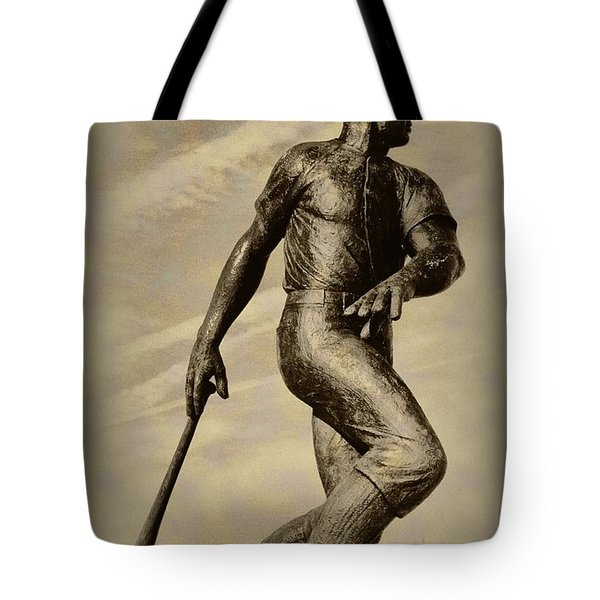 Home Run Tote Bag by Bill Cannon