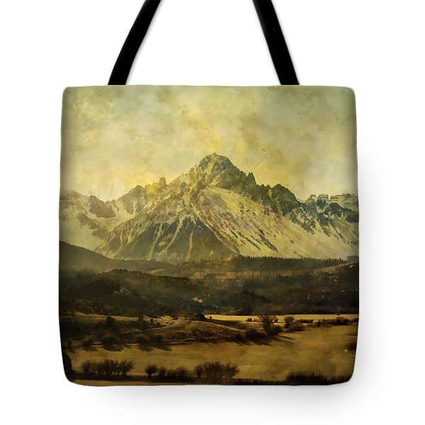 Home Series - The Grandeur Tote Bag by Brett Pfister