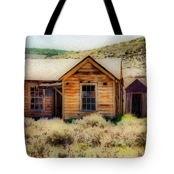 Homestead 2 Tote Bag by Cheryl Young