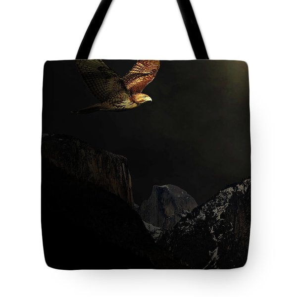 Homeward Bound Tote Bag by Wingsdomain Art and Photography