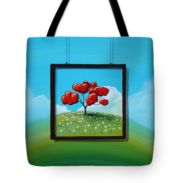 Hope Tote Bag by Cindy Thornton
