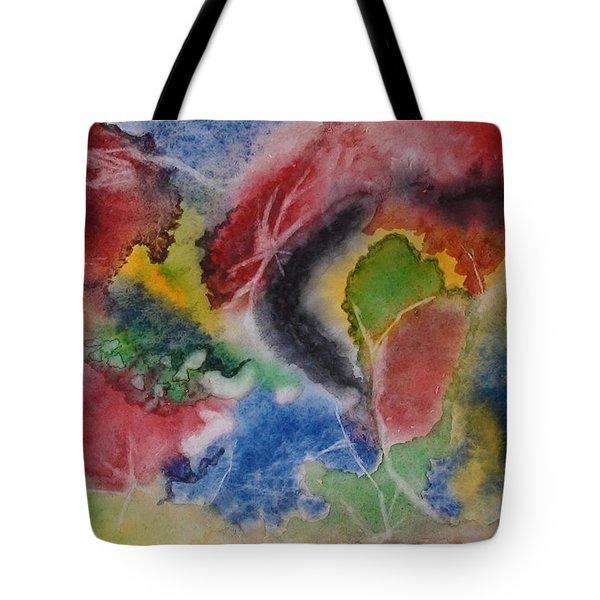 Hope Energy Tote Bag by Georgeta  Blanaru