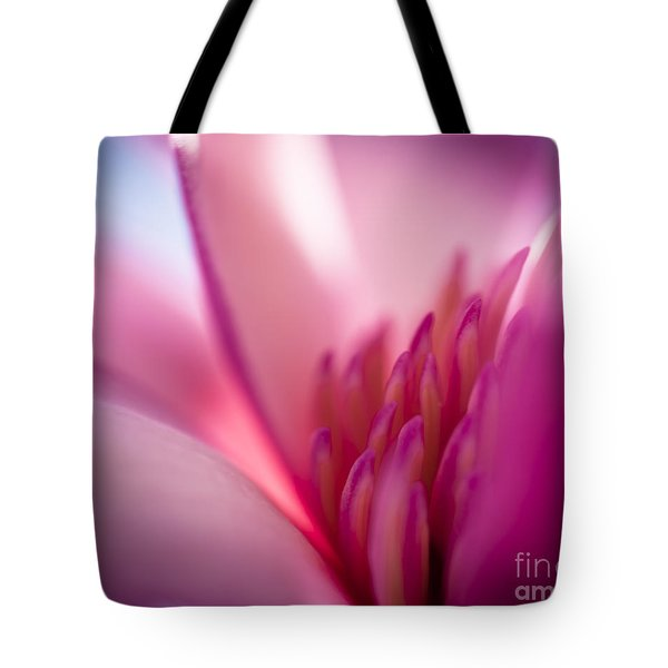 Hope Tote Bag by Jan Bickerton