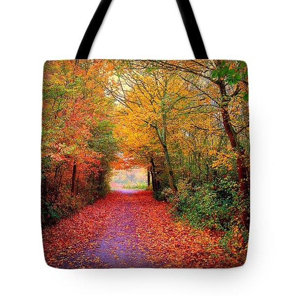 Hope Tote Bag by Jacky Gerritsen