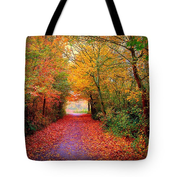 Hope Tote Bag by Photodream Art
