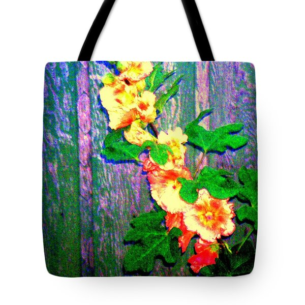 Hot Summer Afternoon Tote Bag by Connie Valasco