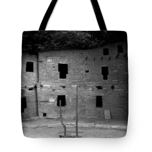 House Of Windows Tote Bag by David Lee Thompson