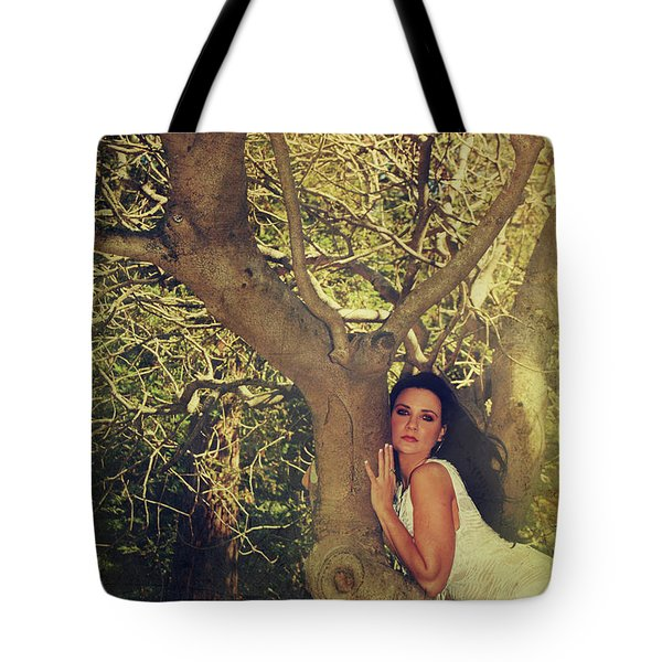 Humanize Tote Bag by Laurie Search