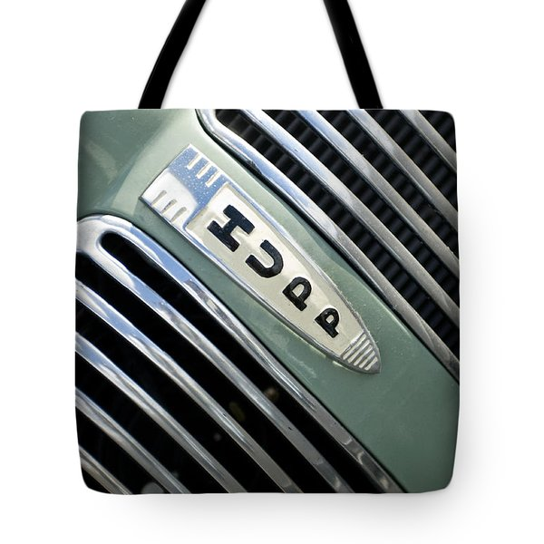 Hupp Grill Tote Bag by Jill Reger