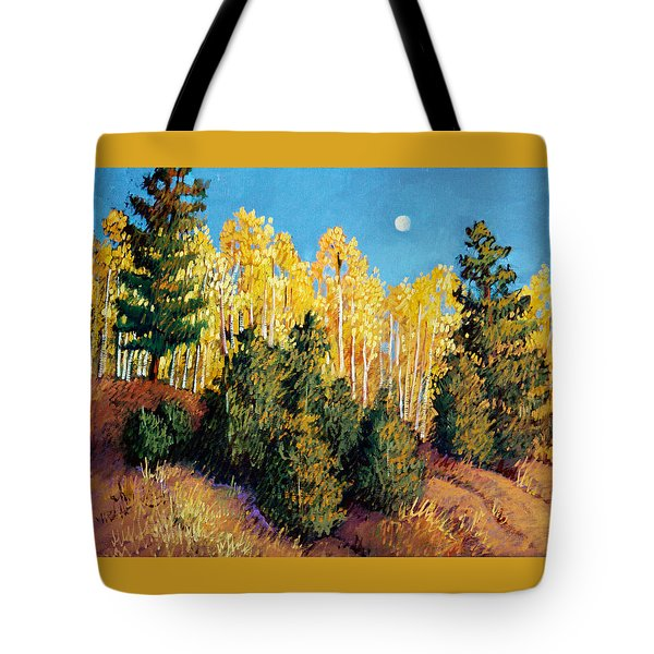 Hyde Park Tote Bag by Donna Clair