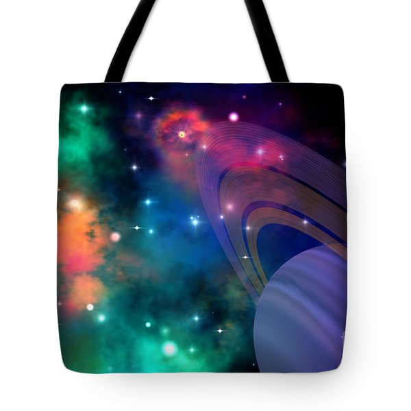 Hyperbola Tote Bag by Corey Ford