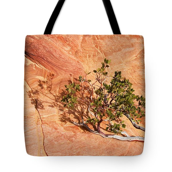 I am the Vine Tote Bag by Mike  Dawson