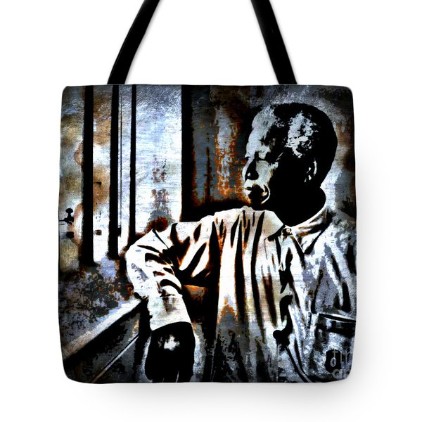 I Dream Of Freedom Tote Bag by WBK