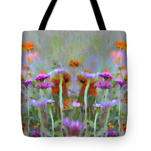 I Got To Get Back To The Garden Tote Bag by Bill Cannon