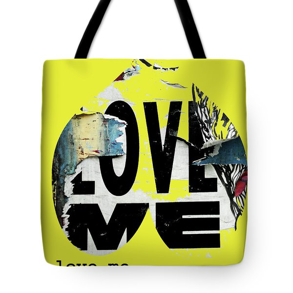 I love me Tote Bag by adSpice Studios