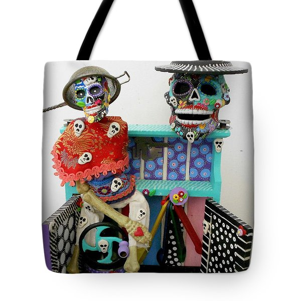 I'd Give My Right Arm For You Tote Bag by Keri Joy Colestock