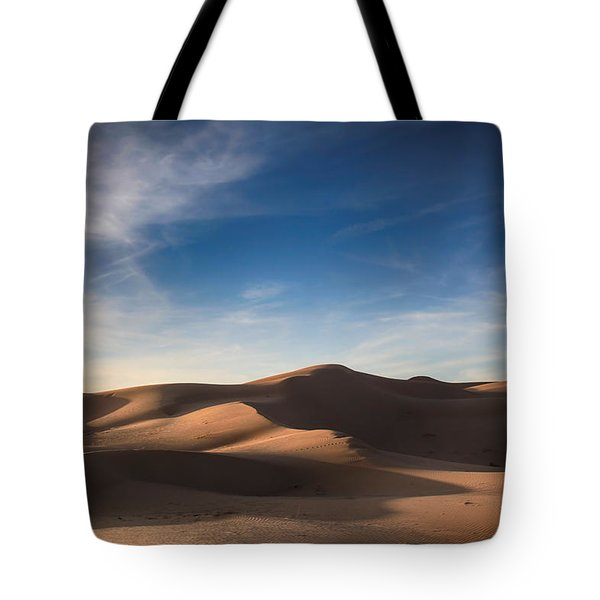 I'd Walk A Thousand Miles Tote Bag by Laurie Search
