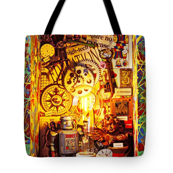 Ideas Tote Bag by Garry Gay