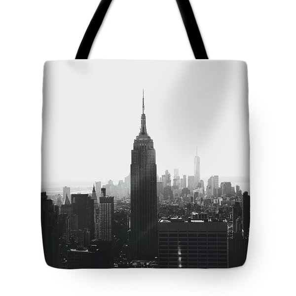 I'll Take Manhattan  Tote Bag by J Montrice