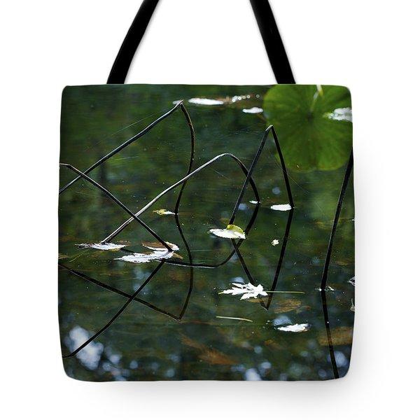 Illusion Tote Bag by Jane Eleanor Nicholas