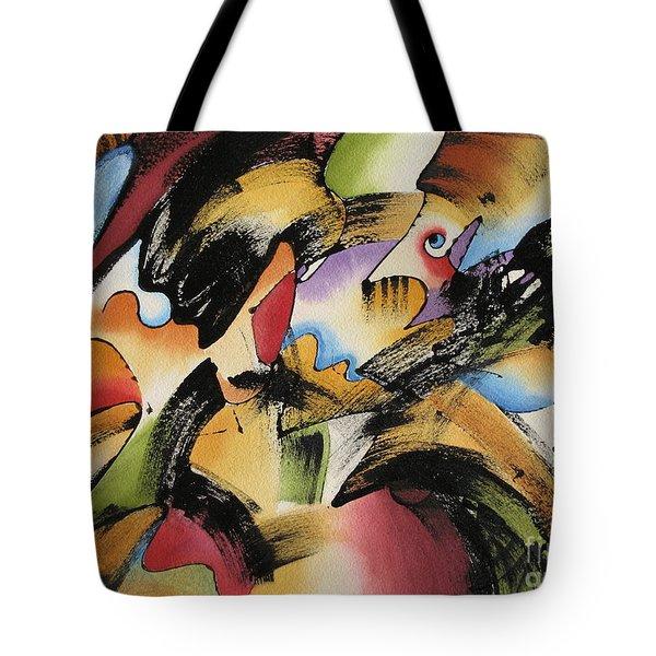 Imagination Tote Bag by Deborah Ronglien