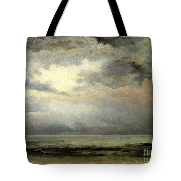 Immensity Tote Bag by Gustave Courbet