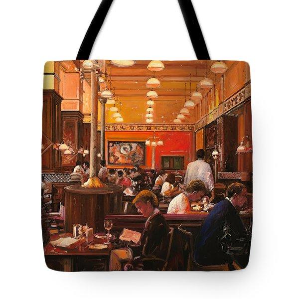 in birreria Tote Bag by Guido Borelli