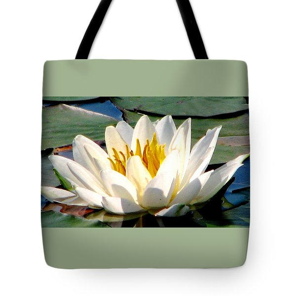 In Bliss Tote Bag by Angela Davies