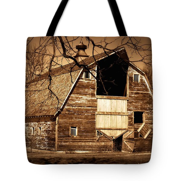 In Need Tote Bag by Julie Hamilton