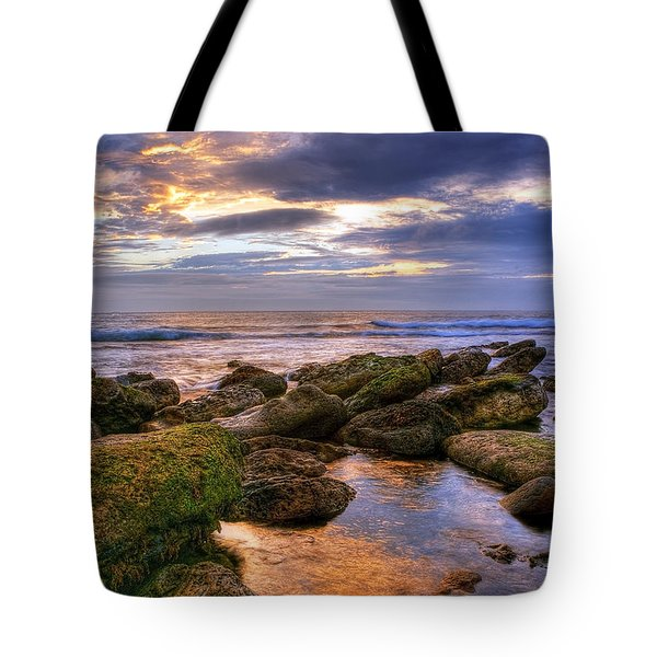 In The Morning Tote Bag by Svetlana Sewell