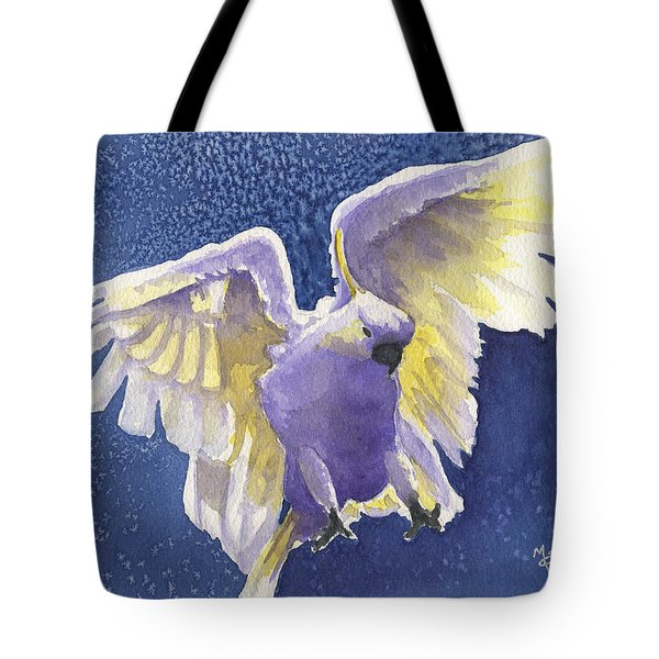 Incoming Tote Bag by Marsha Elliott