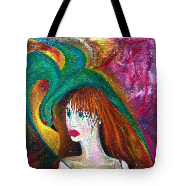 Indifference  Tote Bag by Wojtek Kowalski