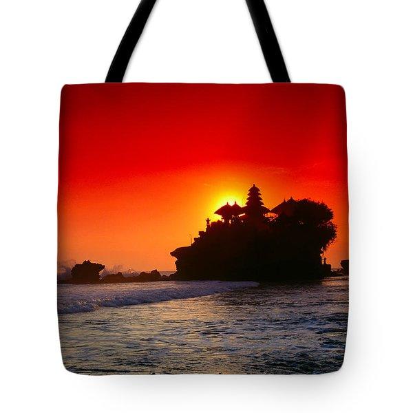 Indonesia, Bali Tote Bag by Gloria & Richard Maschmeyer - Printscapes