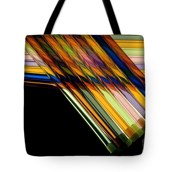 Industrial Art Tote Bag by Jerry McElroy