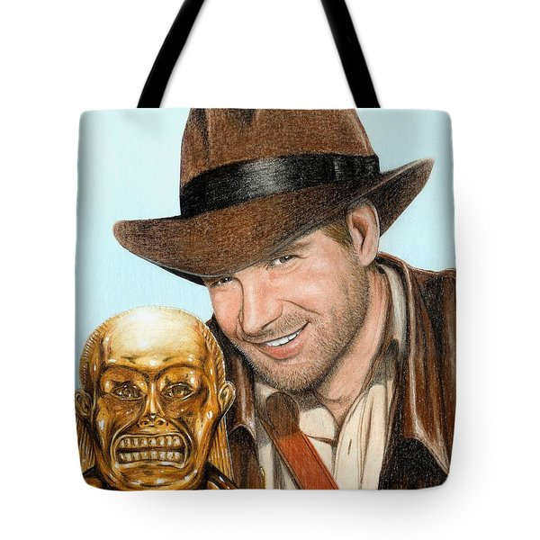 Indy Tote Bag by Bruce Lennon