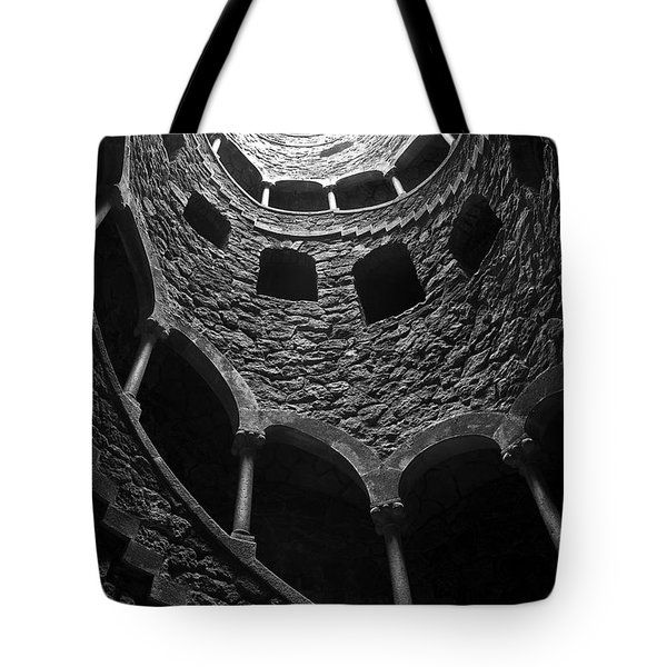 Initiation Well Tote Bag by Carlos Caetano