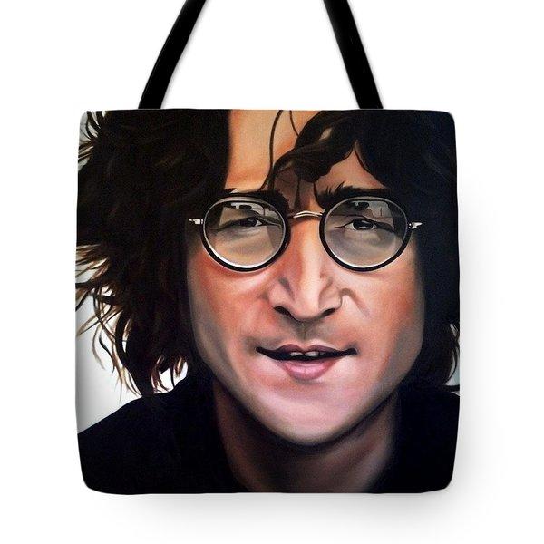 Instant Karma Tote Bag by Jena Rockwood
