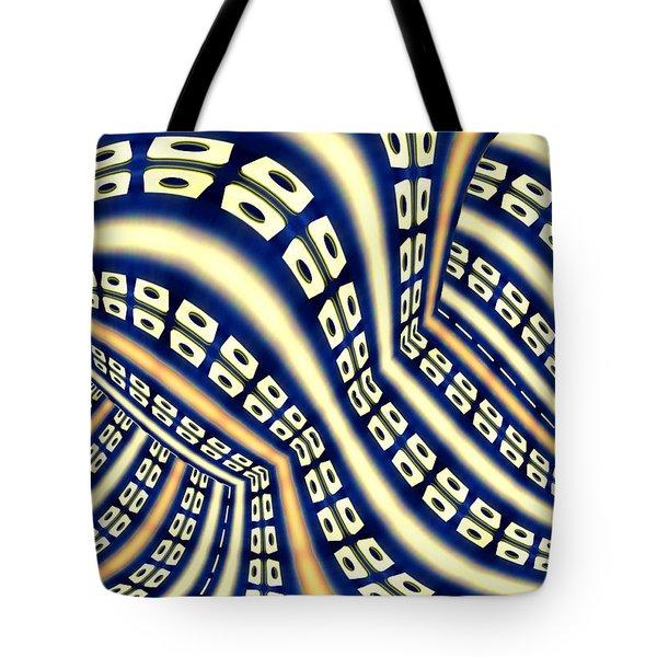 Interchange Tote Bag by Paul Wear