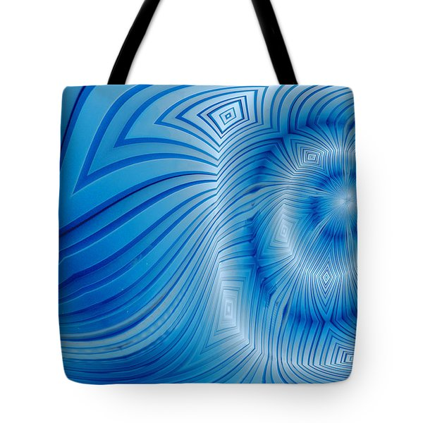 Into The Mystic Tote Bag by Paul Wear