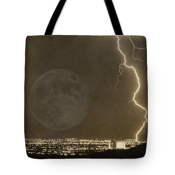 Into The Night Tote Bag by James BO  Insogna