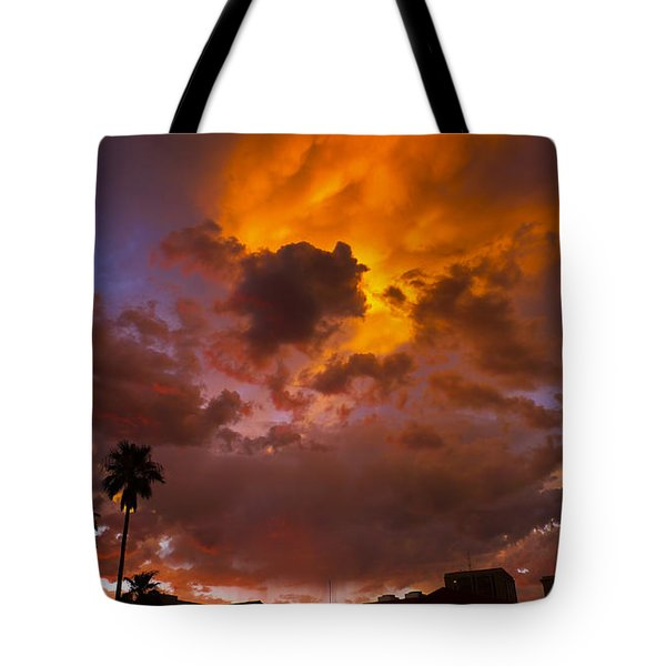 Intuition Tote Bag by Skip Hunt